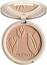 Kup Puder do twarzy w kompakcie - Artdeco Green Couture Natural Finish Makeup