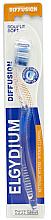 Kup Szczoteczka do zębów, miękka, niebieska - Elgydium Diffusion Soft Toothbrush