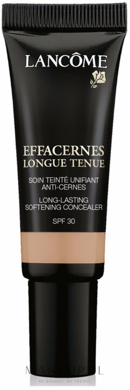 Korektor cieni pod oczami - Lancome Effacernes Long-Lasting Softening Concealer — фото 03