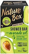 Kup Łagodzące mydło w kostce z olejem z awokado - Nature Box Avocado Oil Shower Bar