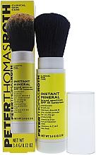 Kup Mineralny puder do twarzy w pędzlu - Peter Thomas Roth Instant Mineral Powder SPF45
