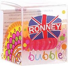 Kup Gumki do włosów, 3,5 cm - Ronney Professional S22 MAT