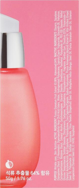 Odżywczo-nawilżające serum do twarzy - Frudia Nutri-Moisturizing Pomegranate Serum — фото N3
