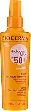 Kup Przeciwsłoneczny spray do ciała i twarzy SPF 50+ - Bioderma Photoderm Photoderm Max Spray