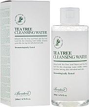 Kup Woda micelarna z hydrolatem i olejkiem z drzewa herbacianego - Benton Tea Tree Cleansing Water