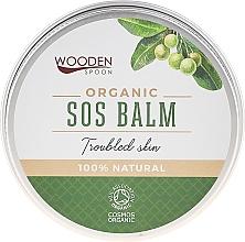 Kup Organiczny balsam SOS do ciała - Wooden Spoon SOS Balm Trouble Skin