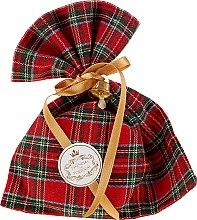Kup Aromatyczny woreczek, szkocki wzór, jaśmin - Essencias De Portugal Tradition Charm Air Freshener