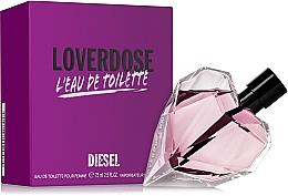 Kup PRZECENA! Diesel Loverdose L'Eau de Toilette - Woda toaletowa (tester z nakrętką)*