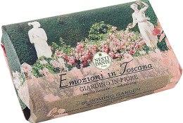 Kup Naturalne mydło w kostce Kwiatowy ogród - Nesti Dante Emozioni in Toscana Giardino in Fiore