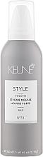 Kup Mus do włosów №74, mocne utrwalanie - Keune Style Strong Mousse