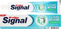 Kup Pasta do zębów - Signal Long Active Fresh Breath Toothpaste