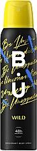 Kup B.U. Wild - Dezodorant