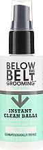 Kup Odświeżający spray do higieny intymnej dla mężczyzn - Below The Belt Grooming Instant Clean Balls Fresh