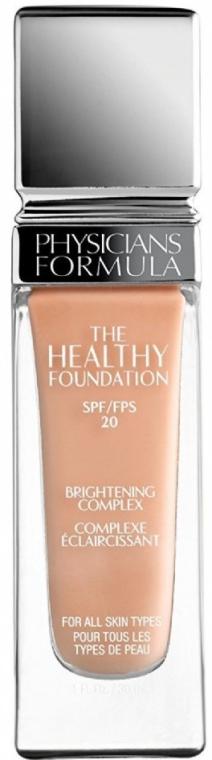 Rozświetlający podkład do twarzy SPF 20 - Physicians Formula The Healthy Foundation — фото N1