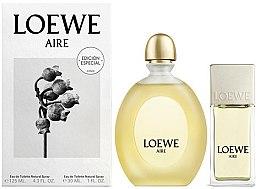 Kup Loewe Aire - Zestaw (edt 125 ml + edt 30 ml)