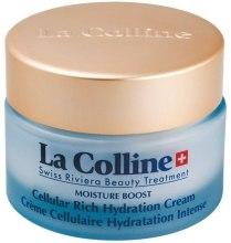 Kup Nawilżająco-odżywczy krem rozświetlający - La Colline Cellular Rich Hydration Cream