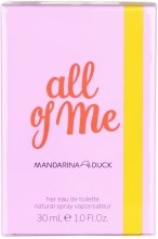 Kup Mandarina Duck All of Me For Her - Woda toaletowa