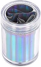 Kup Holograficzna folia do zdobienia paznokci - Peggy Sage Transfer Foil Nail Art