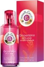 Kup Roger & Gallet Gingembre Rouge - Odświeżająca woda zapachowa