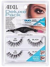 Kup Zestaw sztucznych rzęs - Ardell Deluxe Pack 120 Demi Black