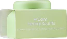 Kup Kojący suflet do twarzy zwężający pory - Nacomi Pore Minimaizing&Acne-fighting Cream