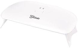 Kup Lampa do manicure, biała - Elisium UV LED 24W