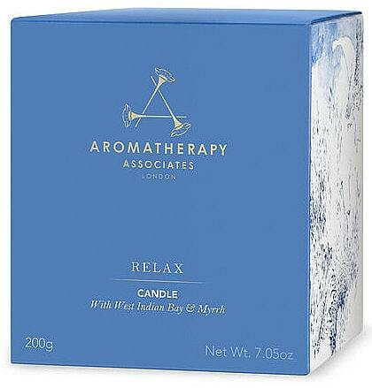 Świeca zapachowa - Aromatherapy Associates Relax Candle — фото N3