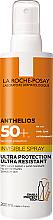Kup Ultralekki spray do opalania Spf 50+ - La Roche-Posay Anthelios Invisible Spray