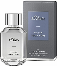 Kup S.Oliver Follow Your Soul Men - Woda toaletowa