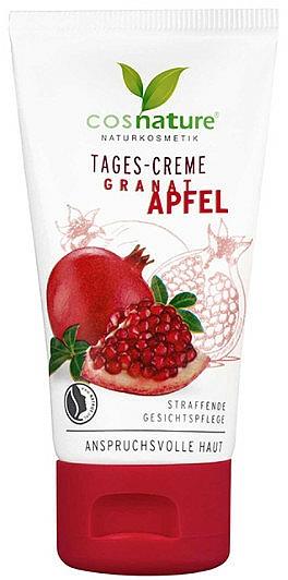 Krem do twarzy na dzień Granat - Cosnature Day Cream Pomegranate