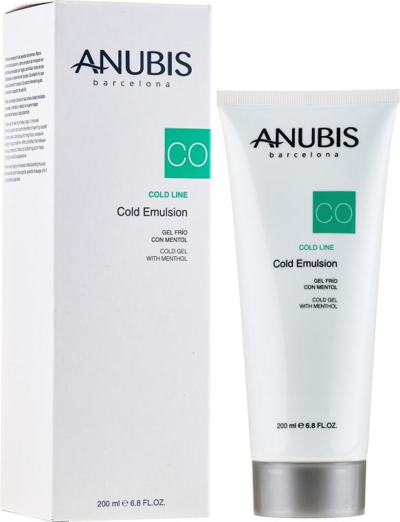 Chłodząca emulsja do stóp - Anubis Cold Line Emulsion — фото N1