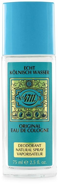 Maurer & Wirtz 4711 Original - Dezodorant — фото N1