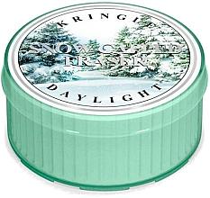 Kup Podgrzewacz zapachowy - Kringle Candle Snow Capped Fraser Daylight