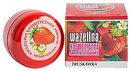 Kup Wazelina do ust Truskawki - Kosmed Flavored Jelly Strawberry