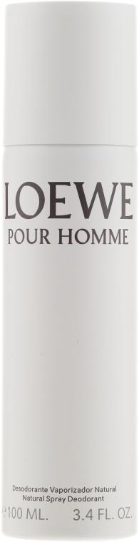 Dezodorant w sprayu dla mężczyzn - Loewe Loewe Pour Homme — фото N2