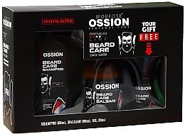 Kup Zestaw - Morfose Ossion Beard Care (beard/sh/100ml + beard/balm/100ml + beard/oil/20ml)