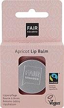 Kup Balsam do ust Morela - Fair Squared Lip Balm Apricot