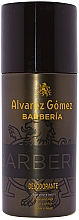 Kup Alvarez Gomez Agua De Colonia Concentrada Barberia - Dezodorant w sprayu
