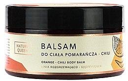Kup Balsam do ciała Pomarańcza i chili - Nature Queen Body Balm