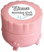 Kup Żel budujący - Elisium Builder Gel Clear