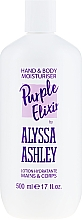 Kup Perfumowany balsam do ciała - Alyssa Ashley Purple Elixir