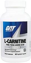Kup L-karnityna w kapsułkach - GAT L-Carnitine Amino Acid Free Form