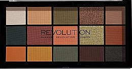 Kup Paleta cieni do powiek - Makeup Revolution Division Reloaded Palette