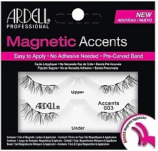 Kup Magnetyczne sztuczne rzęsy - Ardell Magnetic Lashes Accent 003