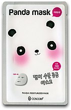 Kup Nawilżająca maska do twarzy - Coscodi Panda Moisturized Mask