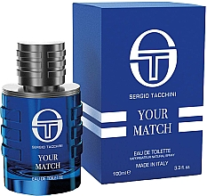 Kup Sergio Tacchini Your Match - Woda toaletowa (tester bez nakrętki)