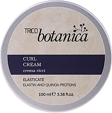 Kup Krem wygładzający włosy - Trico Botanica Curl Cream
