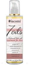 Kup Maska do olejowania włosów 7 olei - Nacomi 7 Oils