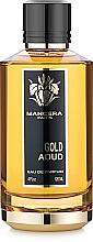 Kup Mancera Gold Aoud - Woda perfumowana