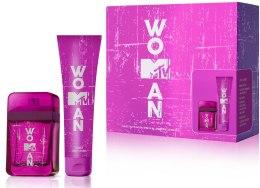 Kup MTV Perfumes MTV Woman - Zestaw (edt/50ml + b/lot/100ml)